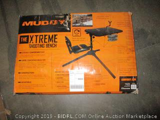 Muddy The Xtreme Shooting Bench