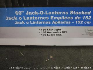 "60"" Jack-O-Lantern Lights"
