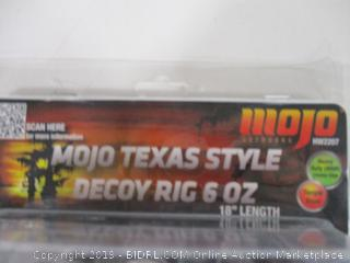 Mojo Texas Style Rig