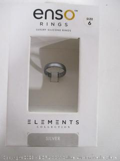 Enso Elements Ring Size 6