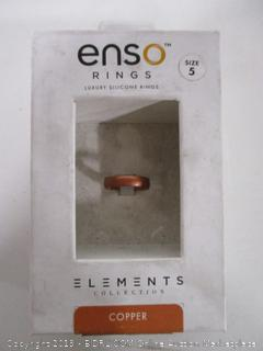Enso Elements Ring Size 5