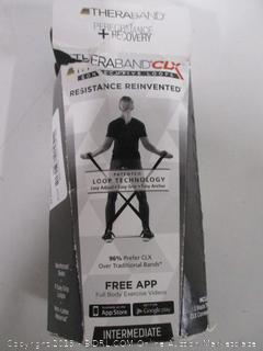 Theraband CLX Connected Loop Exercise Resistance Band
