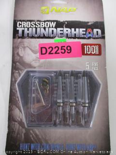 New Archery Crossbow Thunderhead
