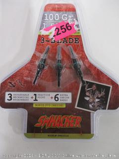 Swhacker Crossbow Broadhead 3