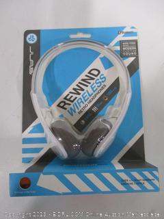 Jlab Rewind Wireless Retro Headphones