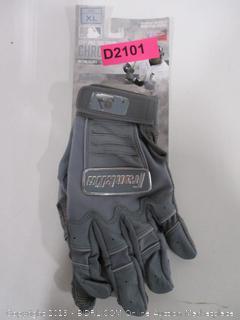 CFX Pro Chrome Adult Batting Gloves Franklin