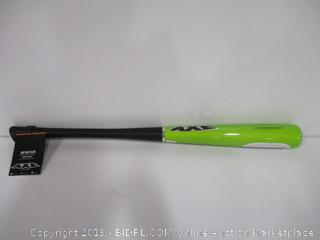 """AXE GS4 Composite Youth Wood BB BAT 29"""" Green"""