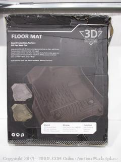 Floor Mat Lot