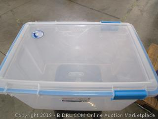 Sterilite Gasket Box