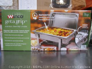 Winco Stainless Steel Chafer