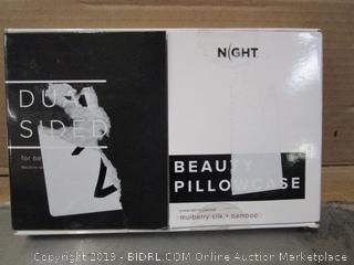 Dual Sided Beauty Pillowcase