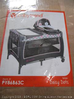 BabyTrend Travel Playpen (please preview)