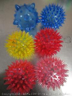 Misc. Squishy Balls