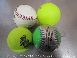 Misc. Ball lot