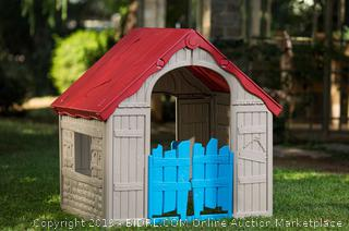 Keter Wonderfold Play House