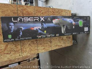 Laser X Gaming Experience