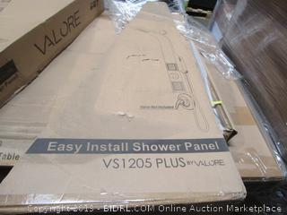 Valore Easy Install Rain Shower Panel (retail $229)