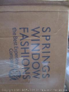 Spring window Fashions Blind