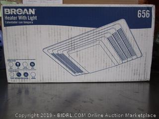 Broan Heater with Light