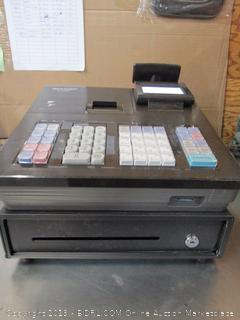 Sharp XE-A207 Electronic Cash Register (retail $249)