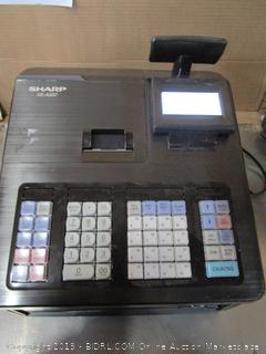 Sharp XE-A207 Electronic Cash Register (retail $249)