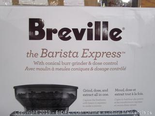 Breville Barista Express