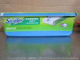 Swiffer Sweeper Wet