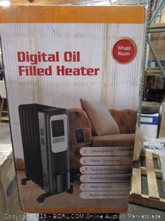 Digital Oil Filled Heater