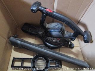 Blower / Vacuum item