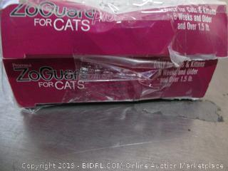 ZoGuard Plus for Cats - Flea Prevention