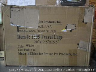 Prevue Travel Bird Cage
