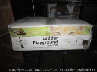 Tiger Tough Ladder Playground Cat Tree