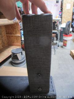 """Grey Head Board (box measures 78"""")"""