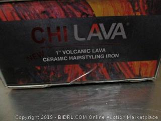 Chi Lava Flat Iron