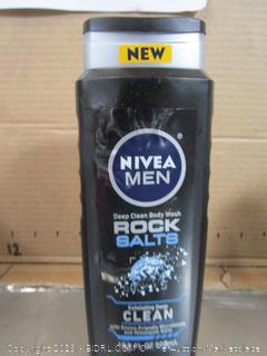 Nivea Men Deep Clean Body Wash
