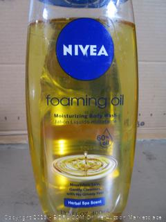 Nivea Foaming OIl