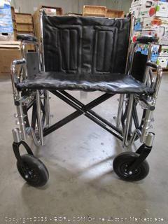 Wide Wheelchair