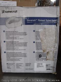 Homecraft Raised Toilet Seat