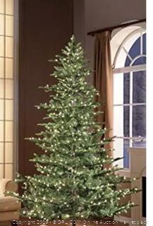 Puleo International Aspen Fir with 700 Warm White Lights 7.5 ft.(Online $279)