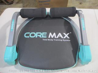 Core Max - Total Body Training System