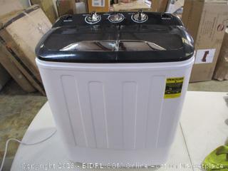 Think Gizmos - TG23 Portable Washing Machine V2 ($149 Retail, Powers On)