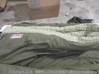 Coleman - Big Game -5f Big and Tall Sleeping Bag