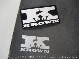 KPC Pro Skateboard - Ace (damaged, see pictures)