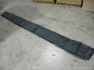 Canopy Shade Cloth with Steel Ring Anchor Points (13x14ft)