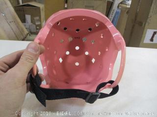 Dammar - Childs Soft Shell Helmet (Extra Small, Pink)