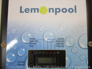 Lemonpool - Salt Water Pool Chlorine Generator System