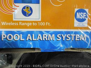 Pool Watch - Alarm System for Aboveground and Inground Pools
