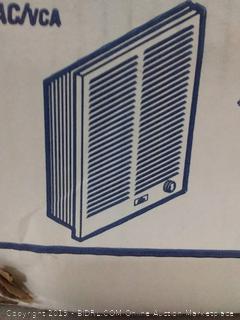 NuTone® 194 Fan-Forced High-Capacity Wall Heater, 5120/10204 (online $174)