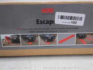 escaper buddy traction mats