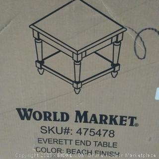 Everett End Table